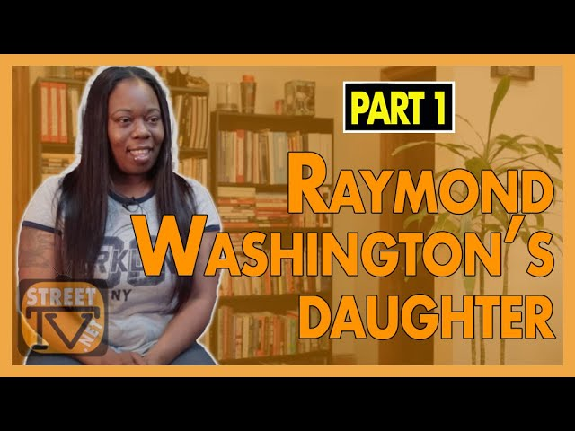 Daughter of Crips founder, Raymond Washington, talks on her father's legacy