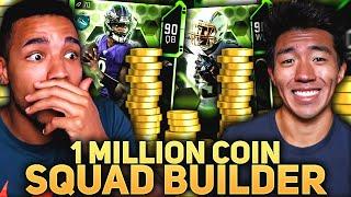 one-million-coin-spending-spree-challenge-vs-walker-madden-20-ultimate-team