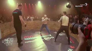 محبوبیت مسابقه?های مشت?زنی در روسیه