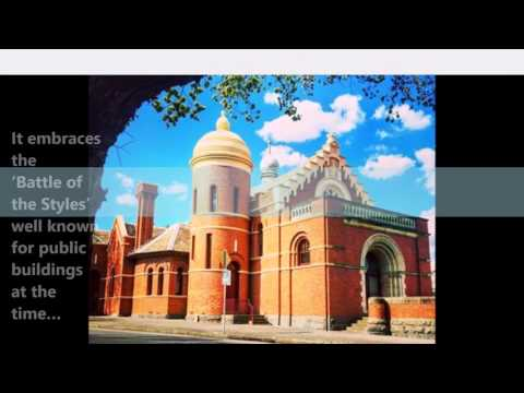 History of the Flemington Police Station HD