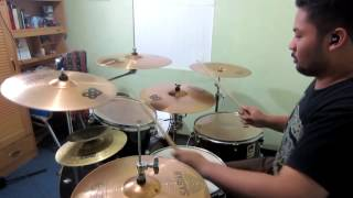 Peterpan  Noah  - Bintang Di Surga  Drum Cover By