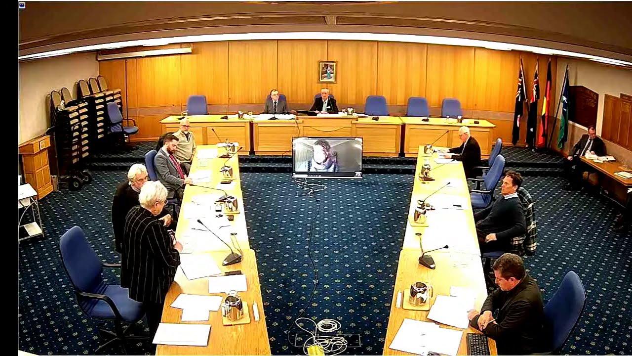 Bathurst Regional Council Live Stream ...