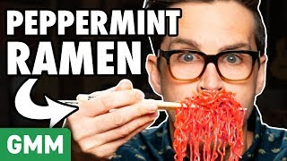 Crazy Peppermint Foods Taste Test...