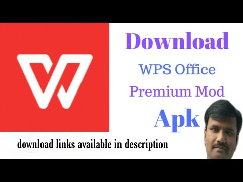 WPS Office Premium Android Apk Download