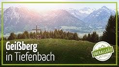 Geißberg in Tiefenbach bei Oberstdorf   Oberallgäu Aktuell