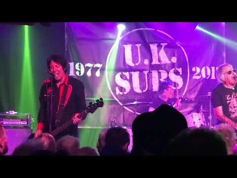 UK Subs - Queens Hall, Nuneaton (16/11/2017) 40th Anniversary Show