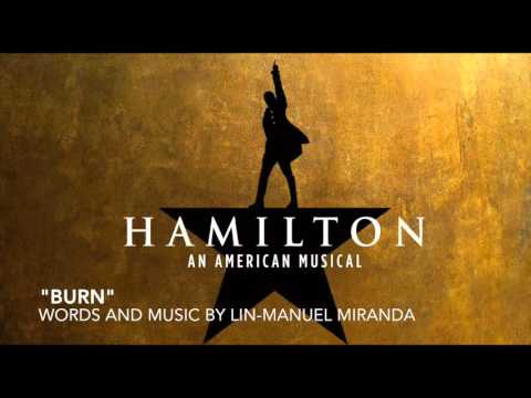 Hamilton | Burn [Instrumental/Karaoke]