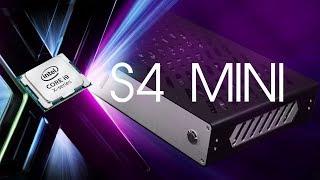 5 Liter MONSTER ITX Build. i9 + 1080ti