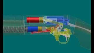 Benelli Inertial System SL 80 Shotgun with Inventor