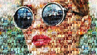 how to Create Photo Mosaic in Photoshop with very simple steps