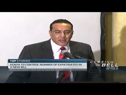 Kenya to control the number of expatriates