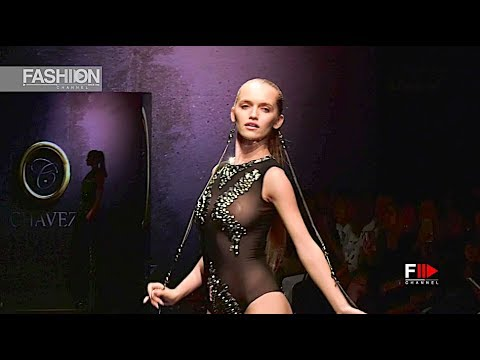 CHAVEZ Spring Summer 2019 Art Hearts Los Angeles - Fashion Channel