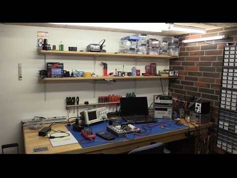 Tour Of The Shop / Lab - 2014 - Ec-Projects