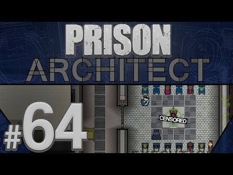 Prison Architect - Naked Zapping - PART #64