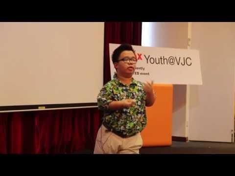 Life is Short, So am I | Ci En Lee | TEDxYouth@VJC