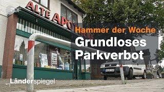 Hammer der Woche – Poller-Irrsinn in Hamburg