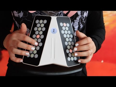The Du-Touch S is a weird and wonderful new instrument