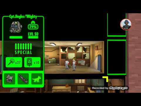 Fallout Shelter Captain Jingles The Synth Savior