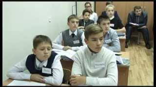 В Барнауле прошли открытые уроки в рамках конкурса «Учитель года» 19.10.15