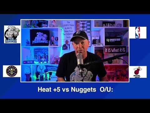 Miami Heat vs Denver Nuggets 1/27/21 Free NBA Pick and Prediction NBA Betting Tips