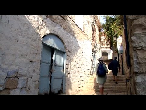 Safed, Israel's mystical holy city