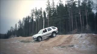Настоящий внедорожник Opel Frontera AcademeG