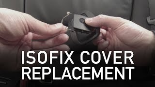 How to Replace Your ISOFIX Cover [BMW E92]