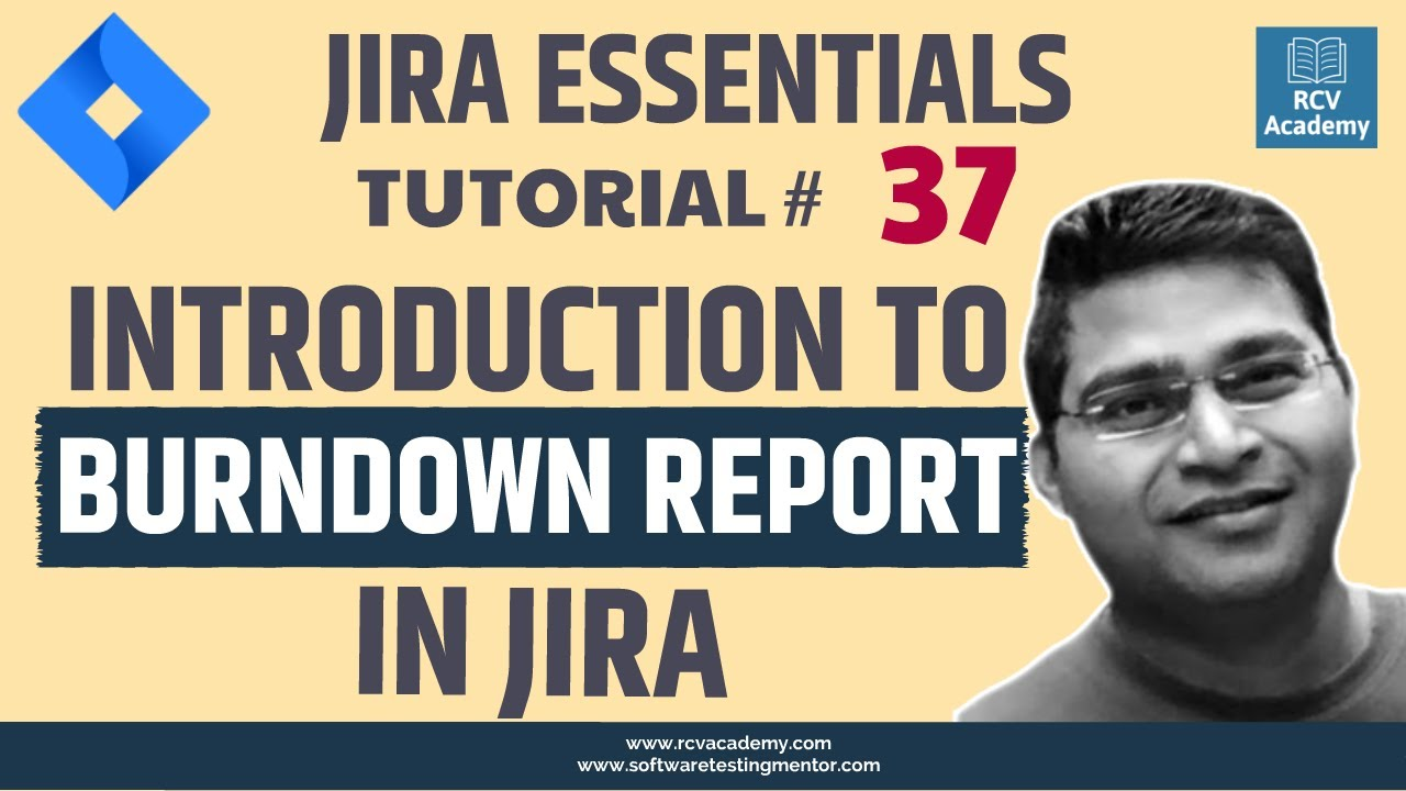 Jira burndown report introduction chart also youtube rh