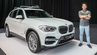 FIRST LOOK: G01 BMW X3 xDrive30i in Malaysia - RM320k