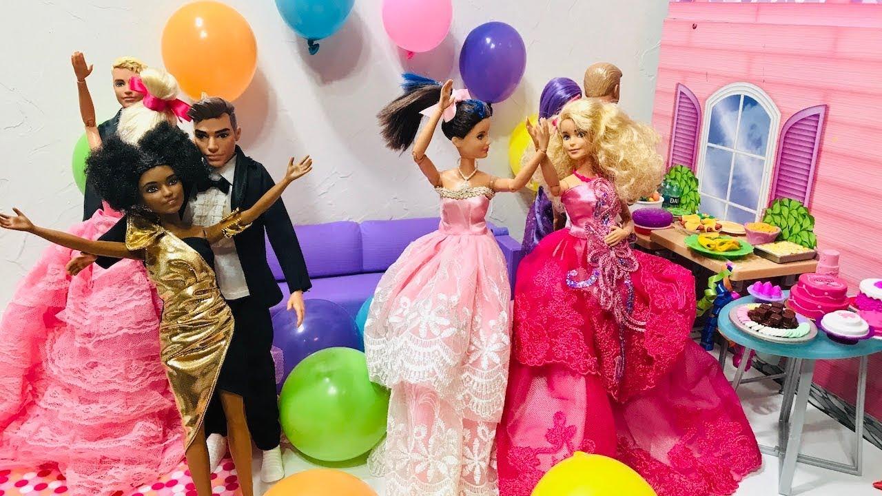 Download Barbie Doll Dance! Skipper's High School Series EPISODE 4 Part 3