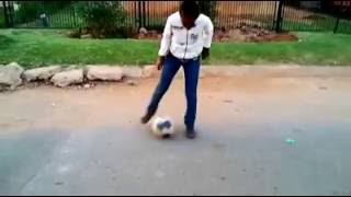 Soccer Skill in South Africa-2016