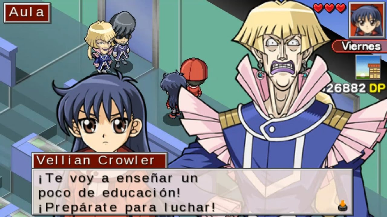Yu gi oh gx tag force 3 blair flannigan ni a modo historia evento 3
