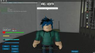 Getting spawn killed by A.Gs... | ROBLOX Arcane Adventures