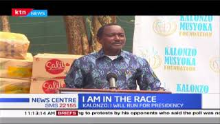Kalonzo Musyoka: I will run for Presidency in 2022