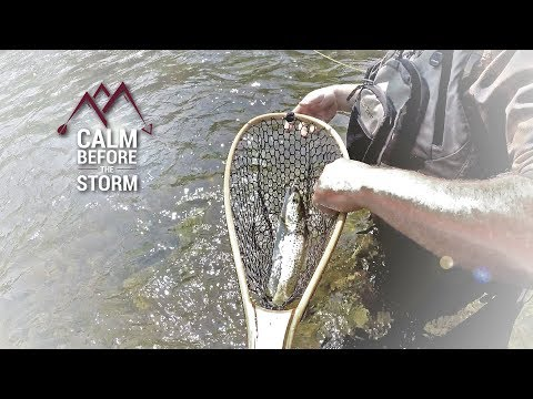 Fly Fishing For Salmon - Maine Fishing 2019
