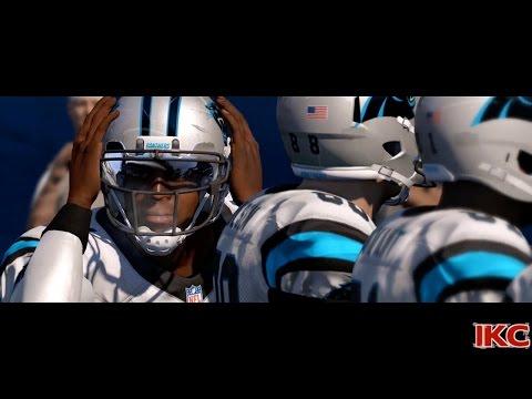 MADDEN 15 - Cam Newton vs. Richard Sherman Playoffs Mini Movie!