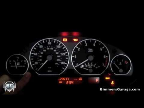 Bmw Warning Lights On Dashboard