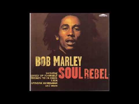 Soul Rebel - The Wailers (Full Album) (1970)(VID)