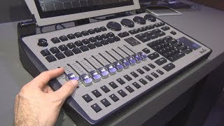 Martin Professional M2GO HD Portable Lighting Console Review