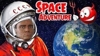 Невский Летит в АД - Space Adventure - №5