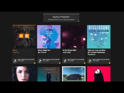 BBC Playlister: How to add a track #getplaylisting
