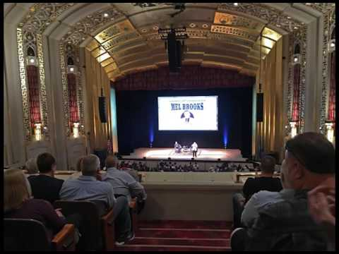 Mel Brooks Live at The Bushnell, Hartford, CT, May 22, 2016