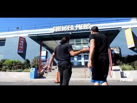 Chelsea Piers Parkour CT