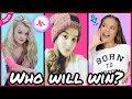 JoJo Siwa , Annie Leblanc , Mackenzie Ziegler Musical.ly Battle   Top Girls Gymnast Musically