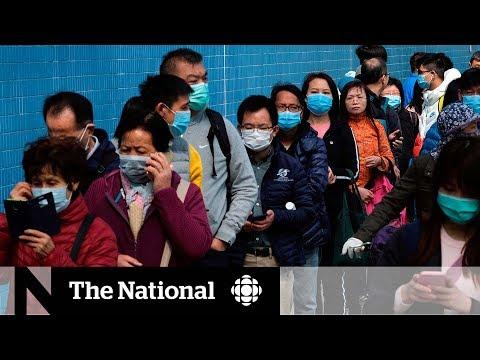 Hong Kong Closes Borders As China Battles Coronavirus Epidemic