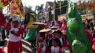 Arak arakan Rancaekek 2018 RW01 Babakan Harja