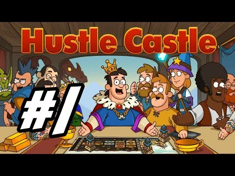 """Hustle Castle - 1 - """"The Iron Throne Will Be Mine"""""""