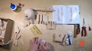 Будь збірці інструкція 1 - Підготовка деталей