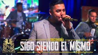 Sigo Siendo El Mismo - La Contraseña (En Vivo)