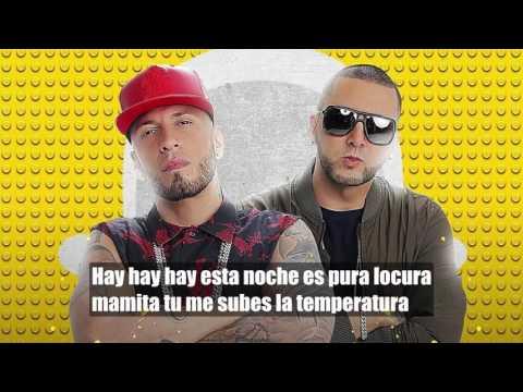 DJ Elvis XD4 Alexis Y Fido No Tiene Corazon Lyric Video Letra Official l Reggaeton 2016